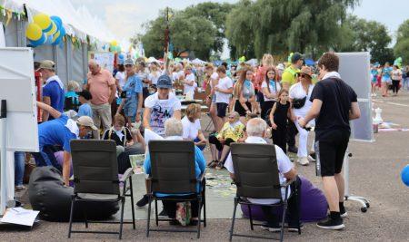 Globėjų diena nacionaliniame vasaros festivalyje VAIKAI YRA VAIKAI